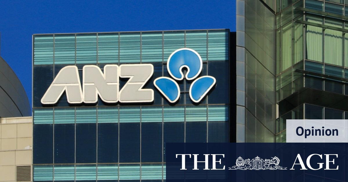 Image of article 'ANZ's bad news day better than expected'