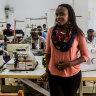 Stitch in time: Rwanda's designers create a bright future