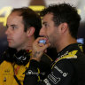 Ricciardo seventh on grid for Abu Dhabi GP as Ferrari woo pole position qualifier Hamilton