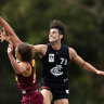 Blues draft target forced into isolation