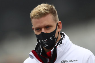 Mick Schumacher will race for Haas in Formula One next season.