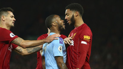 England star dumped for training ground bust-up stemming from Liverpool defeat