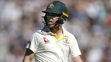 Marcus Harris is in a battle with Joe Burns and Usman Khawaja for a spot in the Australian Test side.