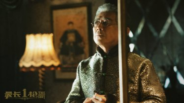 An ageing hitman (Wang Zhiwen) needs to pull off one last job in The Longest Shot.