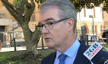 Michael Daley calls for Daryl Maguire's departure from parliament, July 14, Sydney