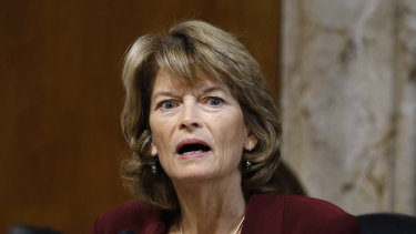 Republican Senator Lisa Murkowski says the Senate majority leader should not be consulting with the White House about the trial.