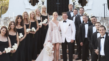 Karl Stefanovic is currently on his honeymoon with Jasmine Yarbrough, following their lavish Mexican wedding.