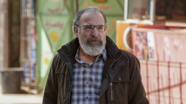 Mandy Patinkin in Homeland.