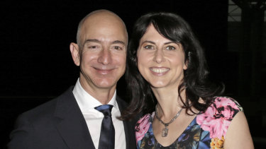 Jeff Bezos and MacKenzie Bezos announced their divorce two days after the National Enquirer emailed them about a forthcoming story on Bezos' affair.