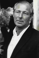 Detective Sergeant Roger Rogerson: Beginning of the end.