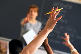 There has been an increase in the number of complaints from teachers about being bullied.