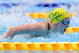 The 16-year-old claimed silver in her Paralympic debut.