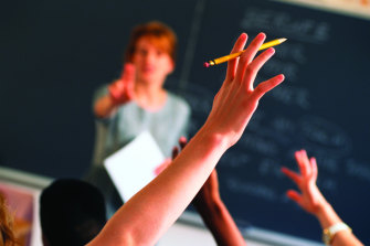 There is a dire shortage of casual teachers in NSW.