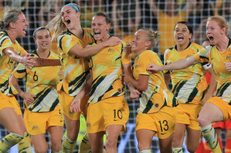 The World Cup play-off tournament will be a boost for the Matildas.