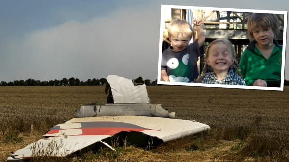 Liberal MP Craig Kelly angers colleagues over MH17 remarks