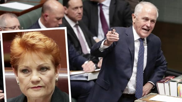 One Nation rejects government's last-minute deal for big four banks