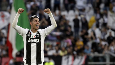 Staying at Juve: Cristiano Ronaldo.
