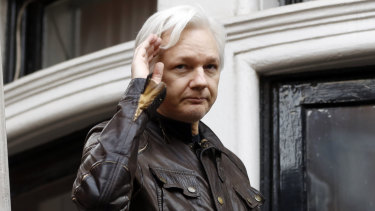 WikiLeaks founder Julian Assange has refused to leave the Ecuadorean embassy as he believes he will be handed over to the US.