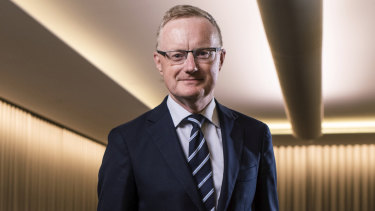 "RBA governor Philip Lowe has urged mortgage holders to ""shop around""."