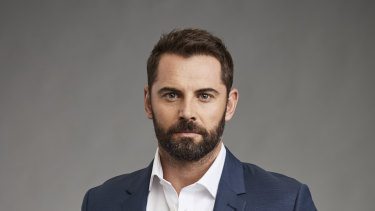 Daniel MacPherson has returned to Australia to star in Bad Mothers on Nine.