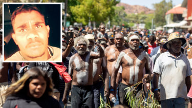 'Time for compassion': Minister calls for calm over fatal NT police shooting