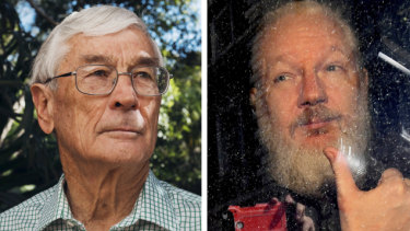 Dick Smith lobbied US to drop Assange extradition request