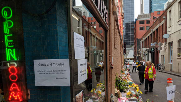 Perth cafe offers free coffee in show of solidarity for Bourke Street victim