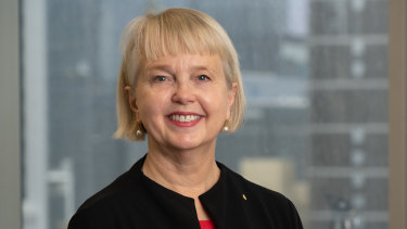 Peggy O'Neal will replace Ziggy Switkowski as chancellor of RMIT University.