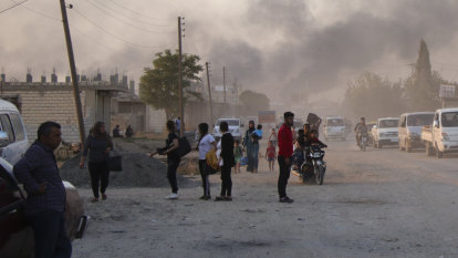 Kurds find new allies in fight against Turkey