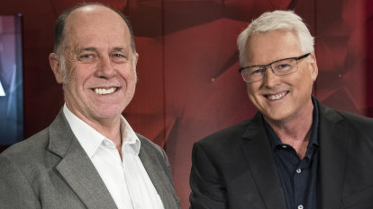 Q&A creator Peter McEvoy to leave the ABC