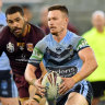 Paulo, Cook will prove too much for the Maroons to handle