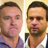 The contenders to replace Todd Greenberg as NRL top dog