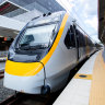 Concerns Queensland NGR train parts were built by Chinese forced-labour workers