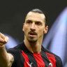 UEFA investigates Ibrahimovic's alleged ties to betting company
