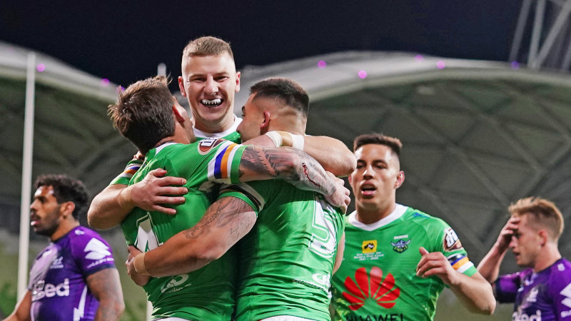 The drunken phone call that sealed George Williams' move to Canberra