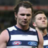 Dangerfield: AFL match length 'a conversation piece that needs to be had'