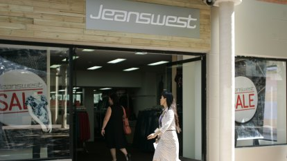 Fashion chain Jeanswest to close 37 stores, shed 260 jobs