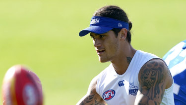 Marley Williams has been offered a two-game ban for his bump on the Western Bulldogs' Ed Richards.