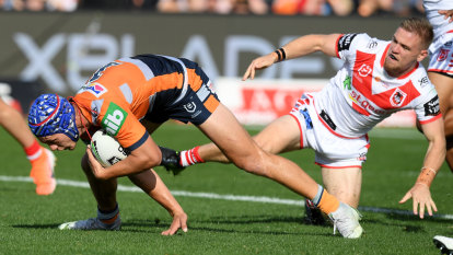 NRL team news: Dufty defends form as Dragons boss McGregor swings axe