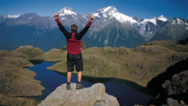 New Zealand: maybe you'll be able to visit in September...