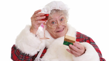 Mrs Claus enjoys White Wine In the Sun by Tim Minchin, reading Helen Garner and watching A Muppet's Christmas Carol.