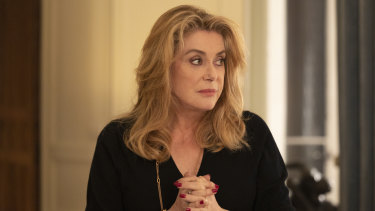 Catherine Deneuve's starring role in The Truth, with director Hirokazu Kore-eda, was in some ways a leap into the unknown.