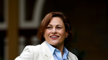 Jackie Trad has resigned from her roles as deputy premier and treasurer.