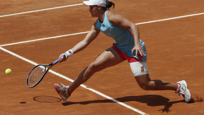 Ashleigh Barty progresses in Rome, players at Roland Garros to get one hour per day of freedom