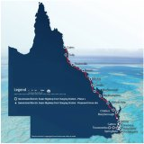 Queensland's electric superhighway runs from Cairns to Coolangatta.