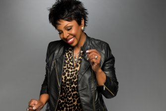 Gladys Knight tours Australia in February 2020.