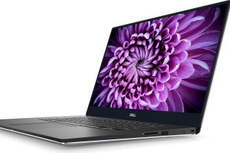 The Dell XPS-15 is one of a new generation of laptops with OLED displays.