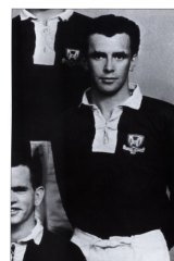 Lloyd McDermott was the first person who identified as Aboriginal to play for the Wallabies.