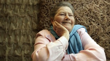 Colleen McCullough.
