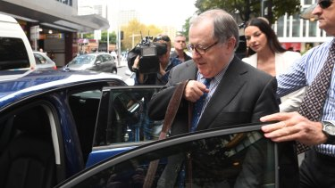 The magistrate will likely lose his job and cannot return to being a lawyer, his barrister said.